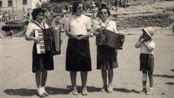 Esther Bejarano, Be'er Sheva Israel